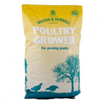 Poultry Grower Pellets 20kg