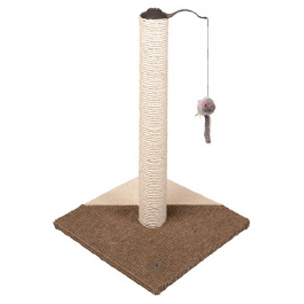canac sisal scratching post extra tall. Black Bedroom Furniture Sets. Home Design Ideas