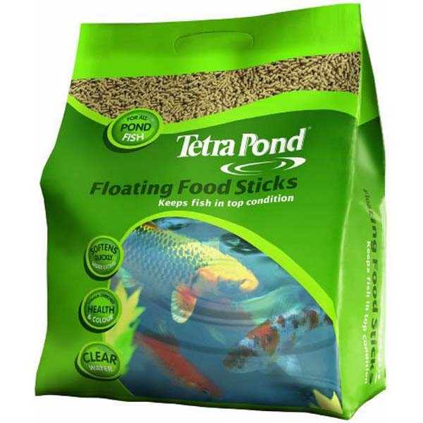 Fish tetra pond floating food sticks for Fish food for pond fish