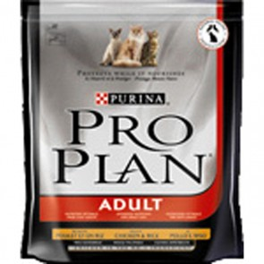 Purina Pro Plan Adult Chicken & Rice Cat Food