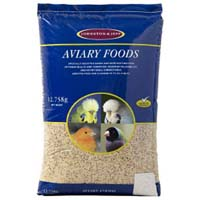 Cage & Aviary Bird Food