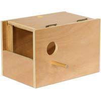 Bird nesting boxes