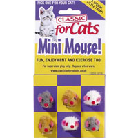 Catnip mice