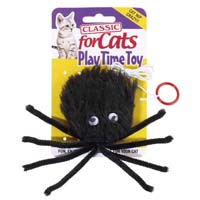 Catnip Spiders, Bears etc