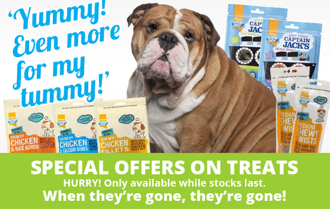 Dog Treats Deal