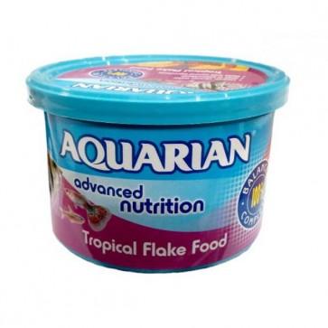 Aquarian Tropical Fish Flake Food 200g