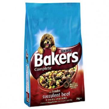 Bakers Adult Dog Food Range 15kg