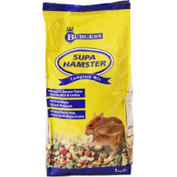 Burgess Supa Hamster Food