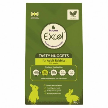 Burgess Supa Rabbit Excel Food 10kg
