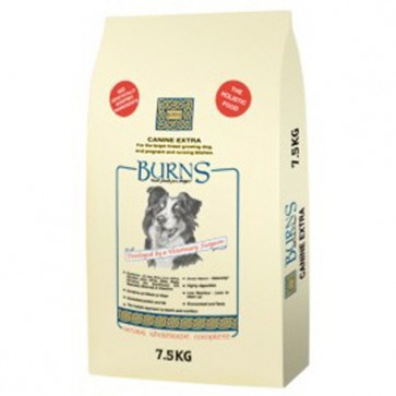 Burns Canine Extra Dog Food 7.5kg