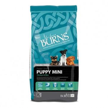 Burns Mini Bites Puppy Food 12kg
