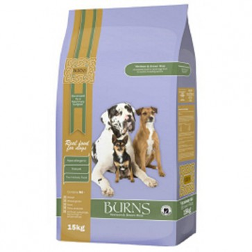 Burns Venison & Brown Rice Dog Food 15kg