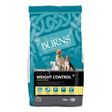 Burns High Oats Dog Food 15kg