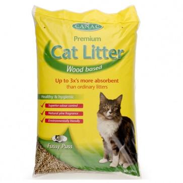 Canac Premium Cat Litter 30 Litres