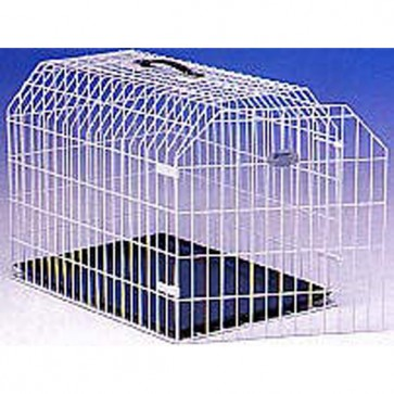 Shaws Angled Cat Carrier Large Mesh (End Opening)