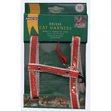 Ancol Deluxe Galaxy Cat Harness