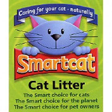 Smart Cat Wood Based Cat Litter 18kg/30l