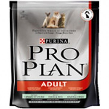 Purina Pro Plan Adult Duck & Rice Cat Food 3kg