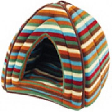 Rosewood Autumn Stripe Luxury Comfurt Pyramid