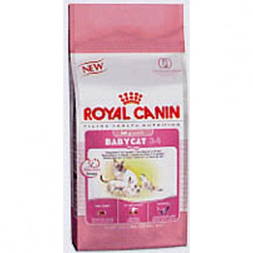 Royal Canin Baby Cat 34  Food 4kg