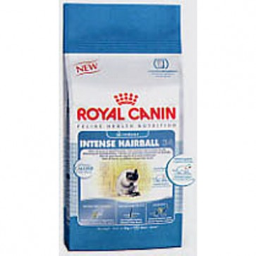 Royal Canin Intense Hairball 34 Cat Food  4kg