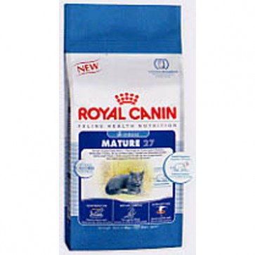 Royal Canin Indoor Mature 27 Cat Food 3.5kg