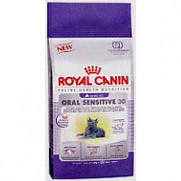 Royal Canin Oral Sensitive 30 Cat Food  3.5kg