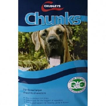 Chudleys Chunks Dog Food 15kg