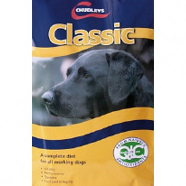 Chudleys Classic Chicken & Rice Dog Food 15kg