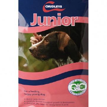 Chudleys Junior Dog Food 15kg