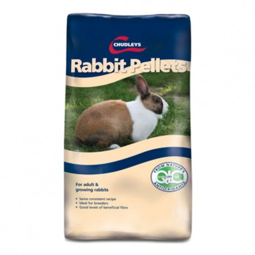 Dodson & Horrell High Protein Rabbit Pellet Food 20kg