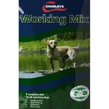 Chudleys Working Mix Dog Food 15kg