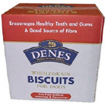 Denes Wholegrain Dog Biscuits 10kg