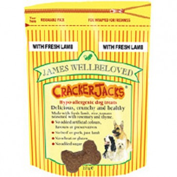 James Wellbeloved CrackerJacks - Hypo-Allergenic Dog  Treats
