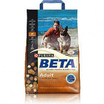 Beta Adult Chicken & Rice Dog Food 15kg