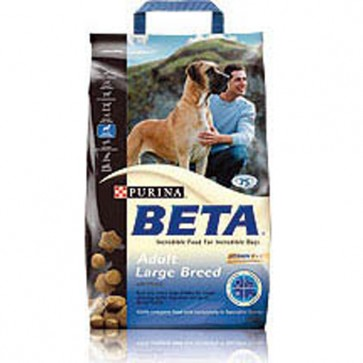Beta Adult Large Breed Dog Food 15kg