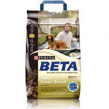 Beta Adult Small Breed Dog Food 7.5kg
