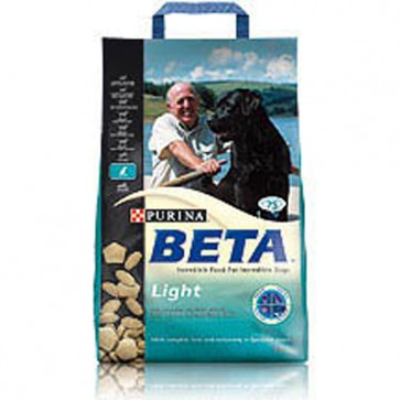 Beta Light Dog Food 15kg