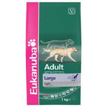 Eukanuba Adult Large Breed Light Dog Food 15kg