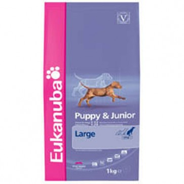 Eukanuba Puppy/Junior Large Breed Food 15kg