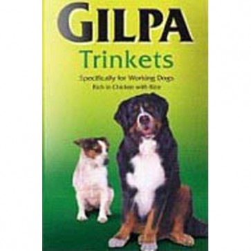 Gilpa Trinkets Dog Food 15kg