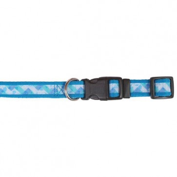 Ancol Adjustable Clip Hologram Dog Collars
