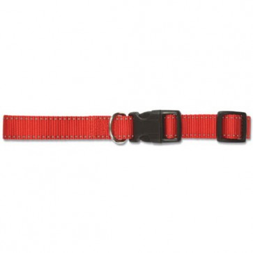 Ancol Adjustable Clip Reflective Dog Collars