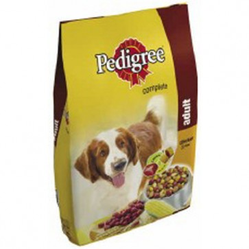 Pedigree Complete Adult  Dog Food Range 15kg