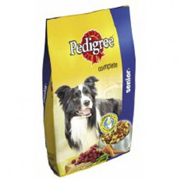 Pedigree Complete Senior (from 8 years)<br>Lamb, Rice & Vegetables  Dog Food 13kg