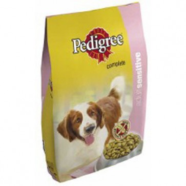 Pedigree Complete Sensitive<br>Lamb, Rice & Vegetables Dog Food 12kg