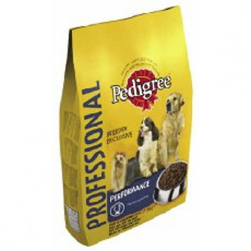 Pedigree Professional Performance<br>Adult Chicken & Rice Dog Food 17.5kg