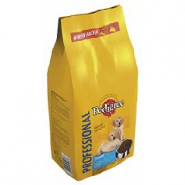Pedigree Professional Puppy<br>Chicken & Rice Food 17.5kg