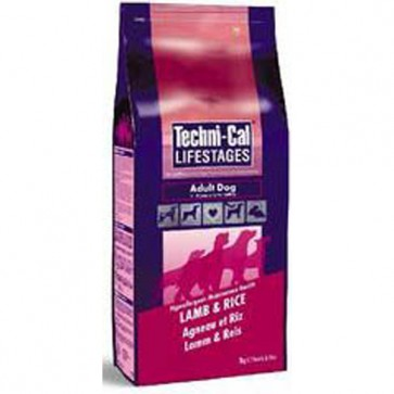 Techni-Cal Lamb & Rice Dog Food 15kg