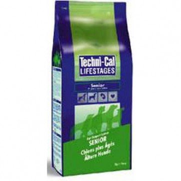Techni-Cal Senior Dog Food  (from 7 years) 15kg